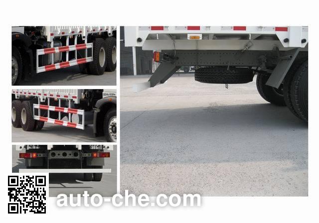 Sinotruk Howo грузовик с краном-манипулятором (КМУ) ZZ5257JSQM584GD1