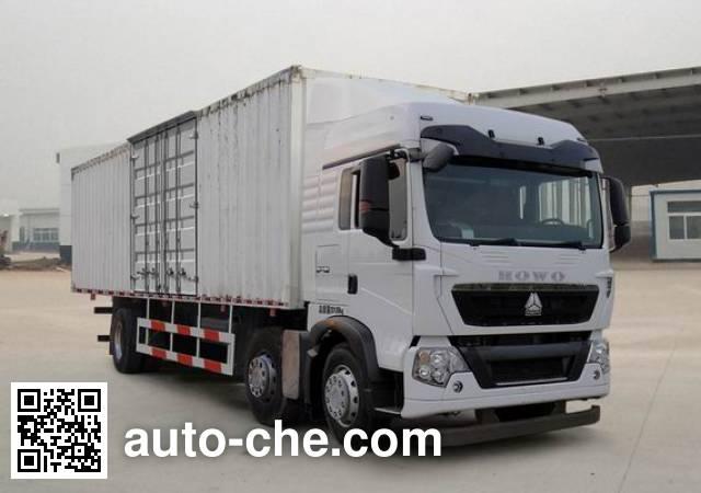 Фургон (автофургон) Sinotruk Howo ZZ5257XXYN56CGD1