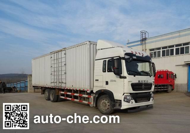 Фургон (автофургон) Sinotruk Howo ZZ5257XXYN60HGE1