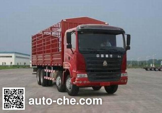 Sinotruk Hania грузовик с решетчатым тент-каркасом ZZ5315CLXM4665C1