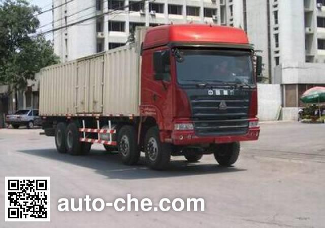 Sinotruk Hania фургон (автофургон) ZZ5315XXYM4665C1