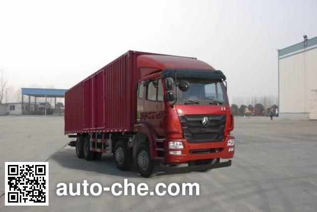 Фургон (автофургон) Sinotruk Hohan ZZ5315XXYN4663D1