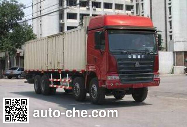 Sinotruk Hania фургон (автофургон) ZZ5315XXYN4665C