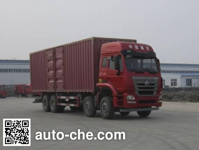 Фургон (автофургон) Sinotruk Hohan ZZ5315XXYN4666E1