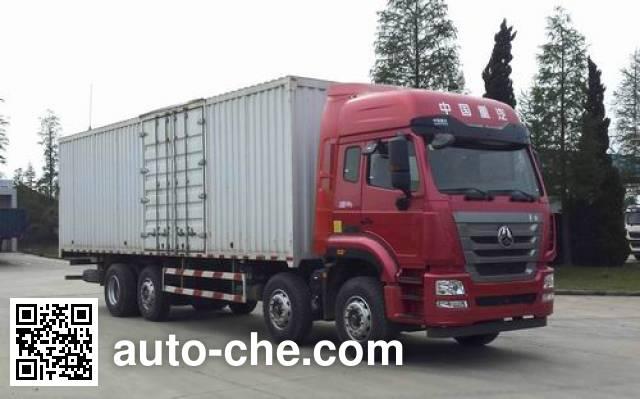 Фургон (автофургон) Sinotruk Hohan ZZ5315XXYN46G3E1