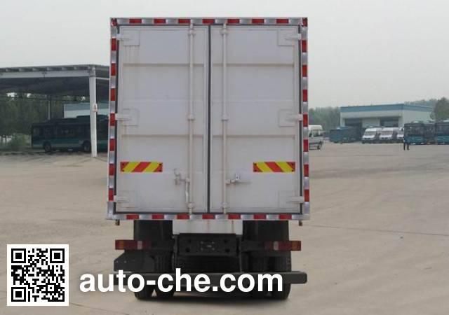 Sinotruk Sitrak фургон (автофургон) ZZ5316XXYV466HE1