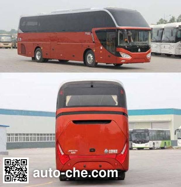 Huanghe автобус ZZ6128TD4
