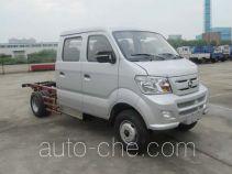 Шасси двухтопливного грузовика Sinotruk CDW Wangpai CDW1030S1M5QD