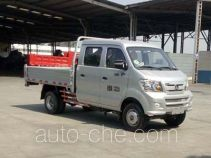 Двухтопливный бортовой грузовик Sinotruk CDW Wangpai CDW1031S1M5QD