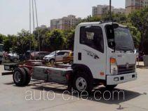 Шасси электрического грузовика Sinotruk CDW Wangpai CDW1040H2PEV
