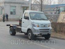 Шасси электрического грузовика Sinotruk CDW Wangpai CDW1040N1MEV