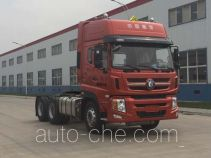 Седельный тягач для перевозки опасных грузов Sinotruk CDW Wangpai CDW4250A1T5W