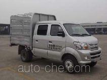 Грузовик с решетчатым тент-каркасом Sinotruk CDW Wangpai CDW5030CCYS4M4