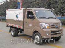 Герметичный мусоровоз для мусора в контейнерах Sinotruk CDW Wangpai CDW5030XTYN1M4
