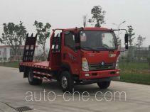 Грузовик с плоской платформой Sinotruk CDW Wangpai CDW5040TPBHA1R5