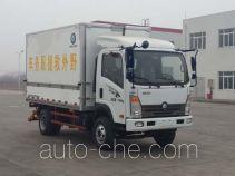 Автомобиль технического обслуживания Sinotruk CDW Wangpai CDW5040XJXHA3Q4