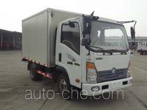 Фургон (автофургон) Sinotruk CDW Wangpai CDW5040XXYHA3R5