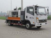 Бетононасос на базе грузового автомобиля Sinotruk CDW Wangpai CDW5070THB