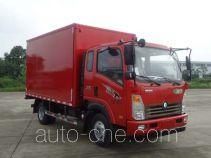 Фургон (автофургон) Sinotruk CDW Wangpai CDW5090XXYA1R5