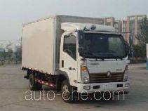 Фургон (автофургон) Sinotruk CDW Wangpai CDW5090XXYH1R5