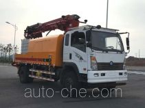 Автомобильная торкетная установка Sinotruk CDW Wangpai CDW5160TPJA1R5