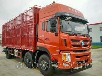 Грузовой автомобиль для перевозки скота (скотовоз) Sinotruk CDW Wangpai CDW5250CCQA1T5