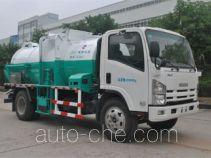 Автомобиль для перевозки пищевых отходов Yunhe Group CYH5100TCAQL