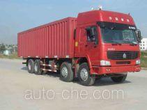 Фургон (автофургон) Beiyue DTZ5310XXY