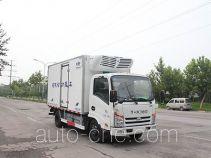 Электрический автофургон рефрижератор Yuanyi JHL5040XLCBEV