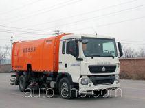 Подметально-уборочная машина Yuanyi JHL5160TXS