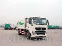 Мусоровоз с уплотнением отходов Yuanyi JHL5160ZYSE
