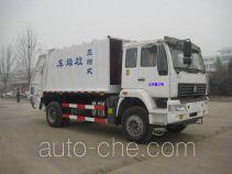 Мусоровоз с уплотнением отходов Yuanyi JHL5162ZYS