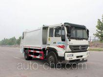 Мусоровоз с уплотнением отходов Yuanyi JHL5164ZYSK42ZZ