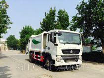 Мусоровоз с уплотнением отходов Yuanyi JHL5165ZYS