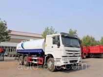 Поливальная машина (автоцистерна водовоз) Yuanyi JHL5252GSSE