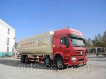 Автоцистерна для порошковых грузов низкой плотности Yuanyi JHL5317GFLN46ZZ