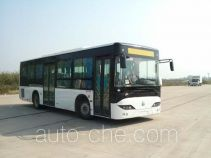 Гибридный городской автобус с подзарядкой от электросети Huanghe JK6109GHEVN53