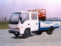 Поливальная машина для полива или опрыскивания растений Luye JYJ5043GPSPT