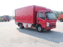 Фургон (автофургон) Luye JYJ5100XXYD