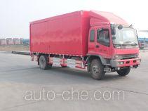Фургон (автофургон) Luye JYJ5160XXYD