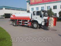 Машина для мытья дорожных отбойников и ограждений Luye JYJ5161GQXE
