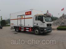 Грузовой автомобиль для перевозки взрывчатых веществ Luye JYJ5166XQYE