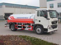 Поливальная машина (автоцистерна водовоз) Luye JYJ5167GSSD3