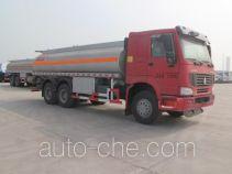 Топливная автоцистерна Luye JYJ5254GJYC