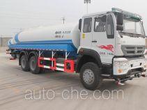 Поливальная машина (автоцистерна водовоз) Luye JYJ5254GSSD