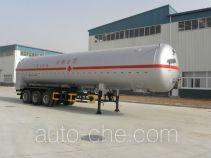 Полуприцеп цистерна газовоз для криогенной жидкости Luye JYJ9400GDY