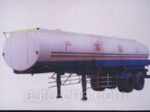 Полуприцеп цистерна для нефтепродуктов Jizhong JZ9280GYY