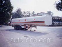 Полуприцеп цистерна для нефтепродуктов Jizhong JZ9390GYY