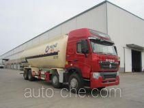Автоцистерна для порошковых грузов низкой плотности Yunli LG5315GFLZ4