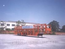 Полуприцеп автовоз для перевозки автомобилей Yunli LG9161TCL